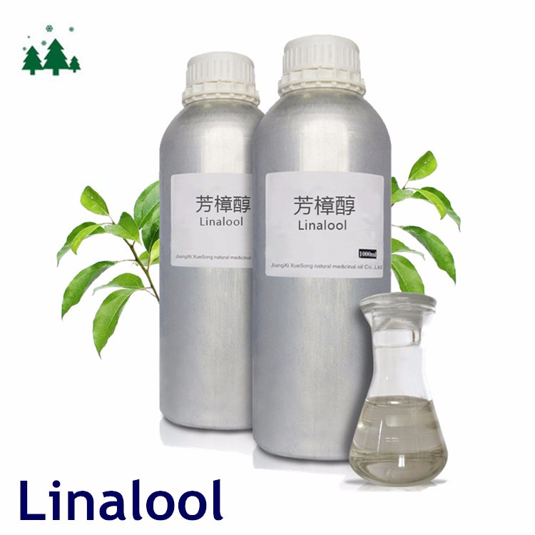 Linalool 98% for Deodorant and Antibacterial Spices