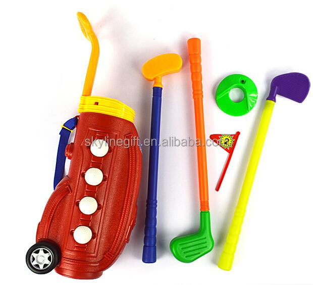 Kid S Toys Mini Golf Set