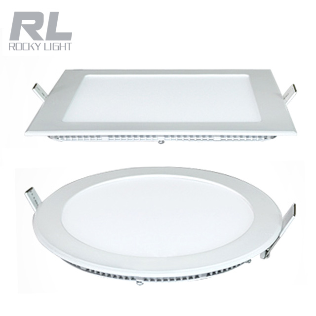 Manufacturer hot sales IC driver indoors recessed led panel light