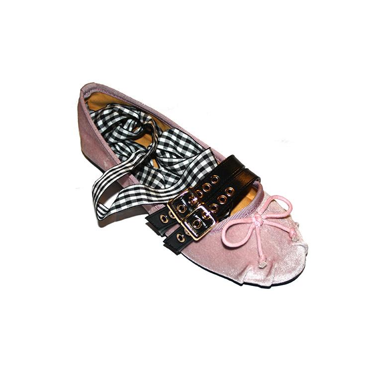 2017 Encaje Hebilla de la Correa de Las Mujeres Mocasines Moda de Cuero  Suave Plana Zapatos