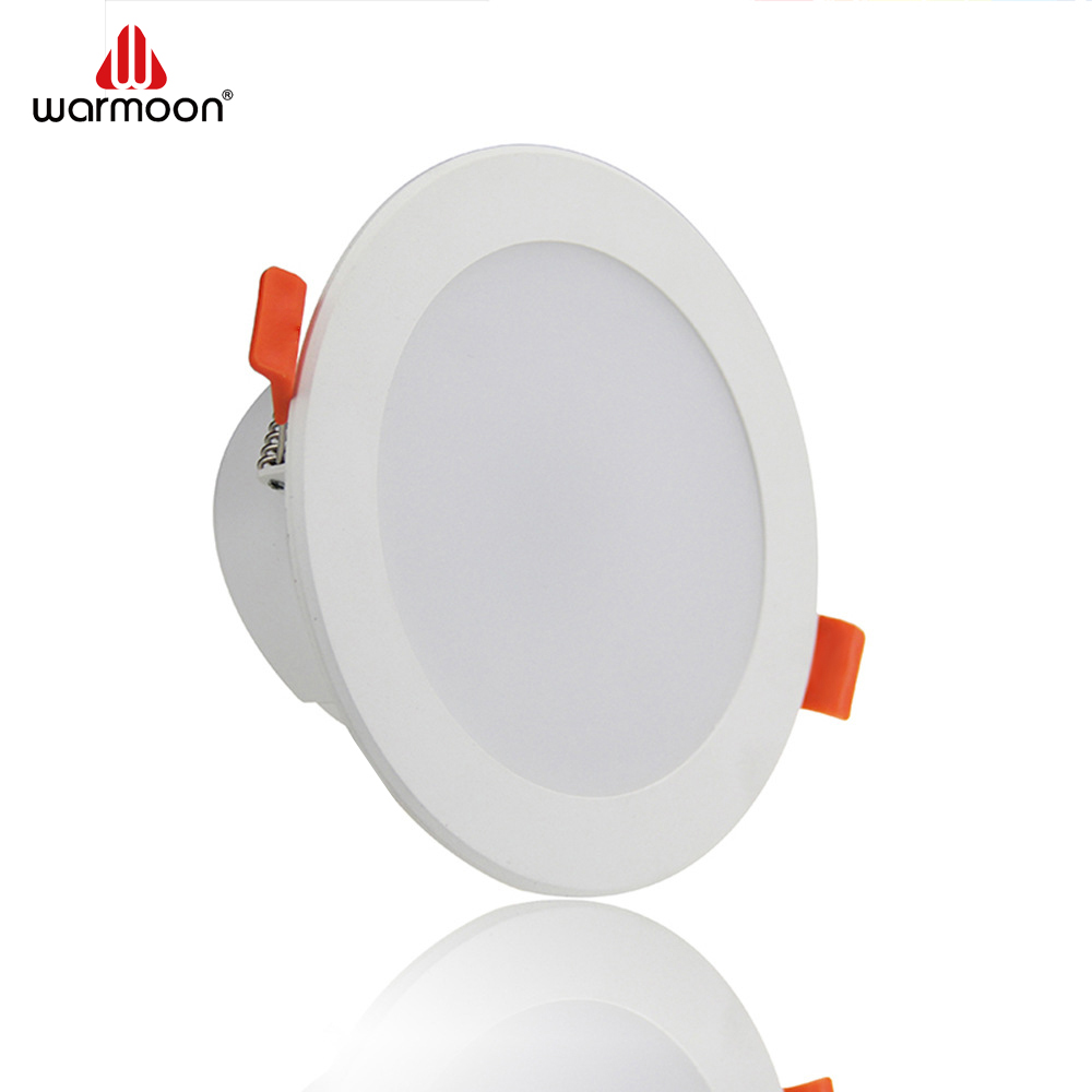 10W 4 Inch Recessed Lighting Smartphone Controlled WiFi Retrofit LED Recessed <strong>Downlight</strong>