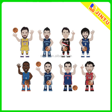 Basketball Stars wall sticker ,decorative removable wall sticker