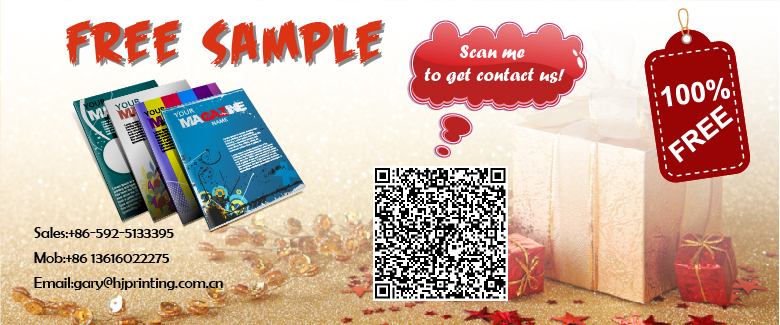 China wholesale custom brochure magazine catalog , catalog printing , printing service
