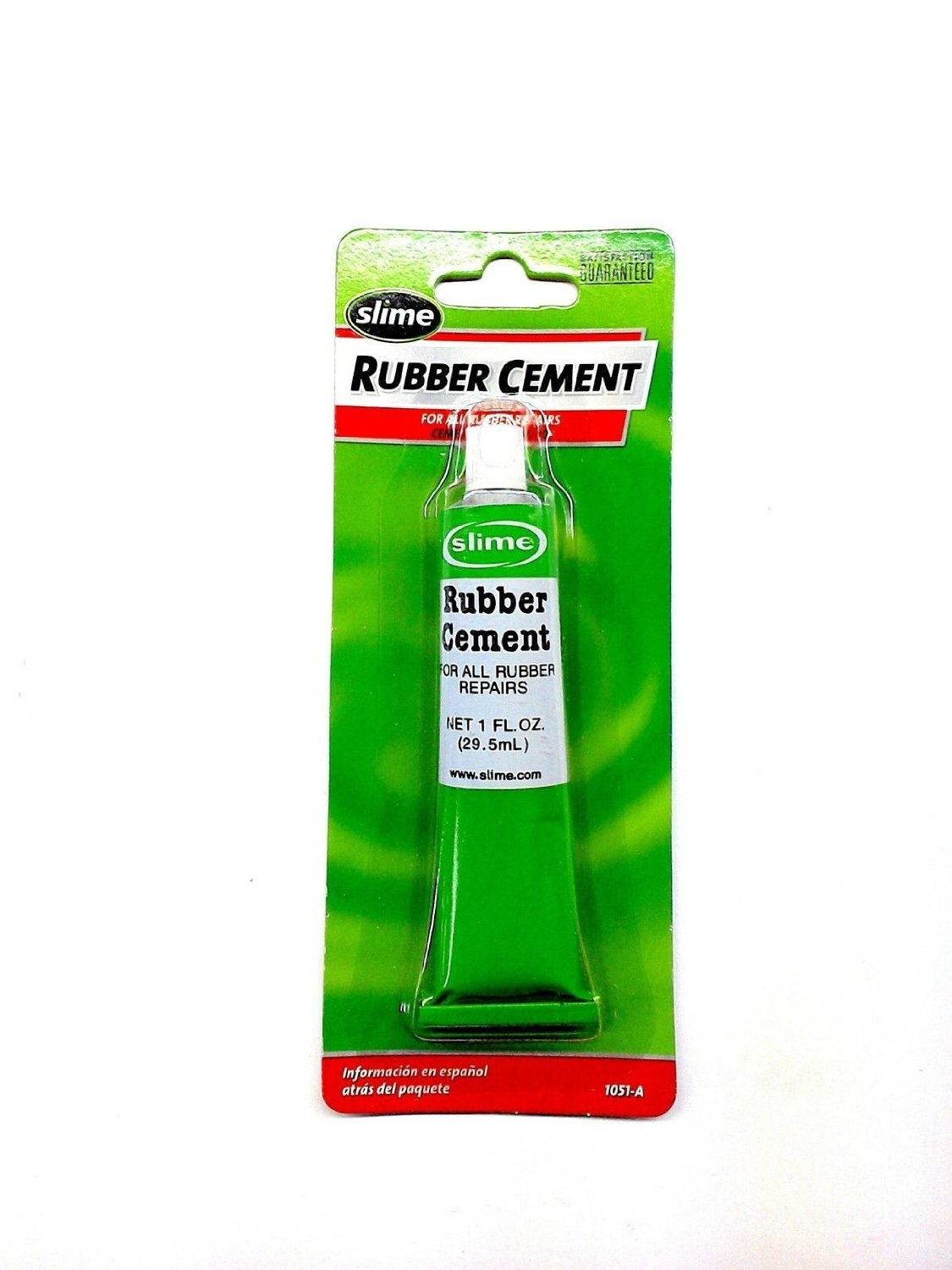 Slime Rubber Cement Tire Repair 1oz Tube ~ Wheel~Bicycle~Patch~Plug~Glue~Bike ~