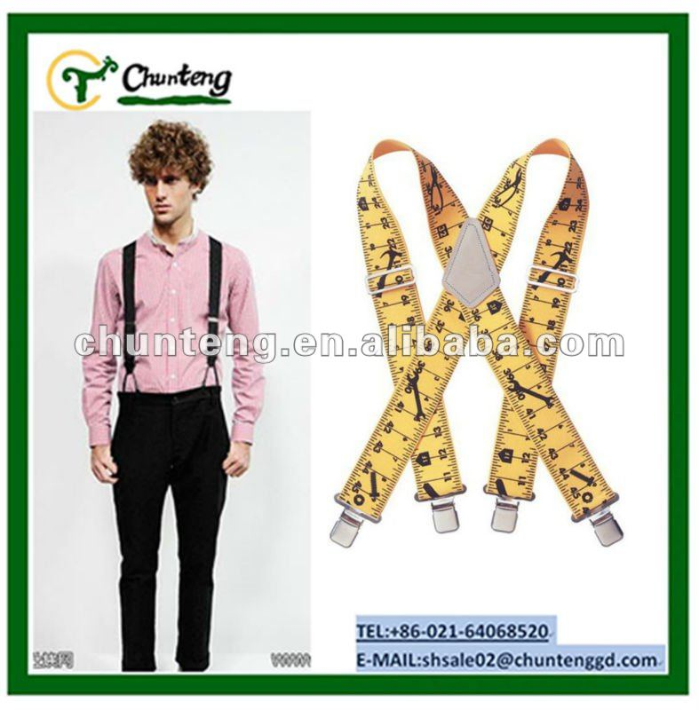 Fashion boys suspenders