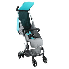 Lightweight one hand fold multifunctional baby stroller