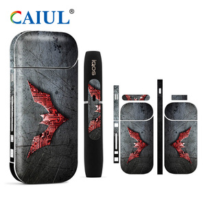 Decorative sticker,Protective IQOS E-cigarette body Cover