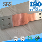 TS16949 certified female aluminum busbar connection for new energy industry
