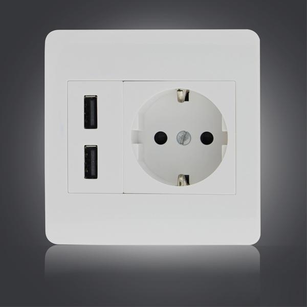 Uk 3 Pin Light Socket Outlet,European Electrical Outlet Socket ...