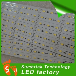 DC 12V led rigid strips 3014 for Jewelry display ark lighting