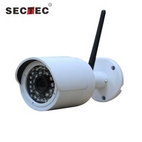H.264 IE optical fiber transmission onvif support CMS managing IP camera