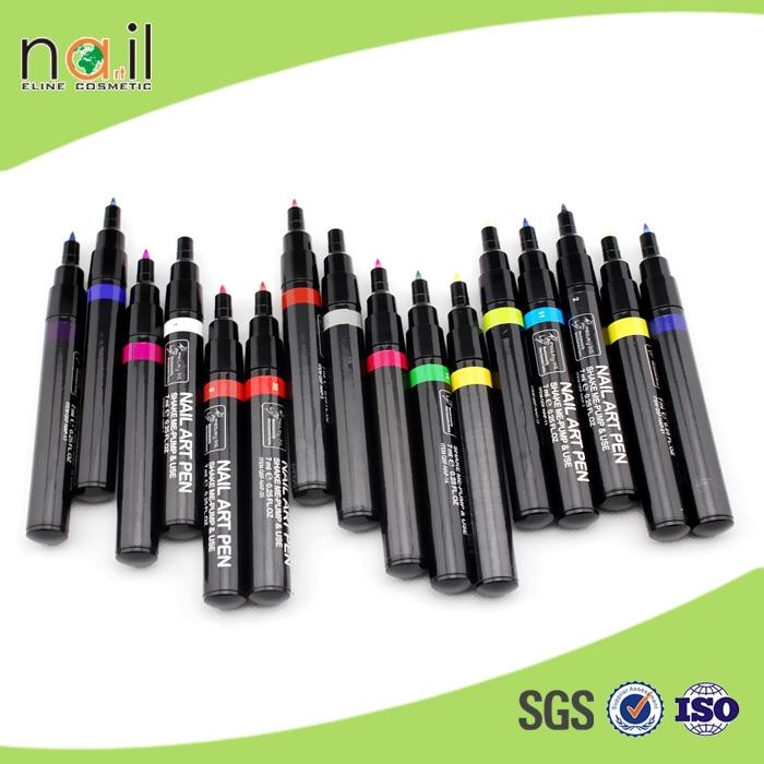 As Seen On Tv Hot Design Nail Polish Brush Nail Art Pen Nrp-01 - Buy ...