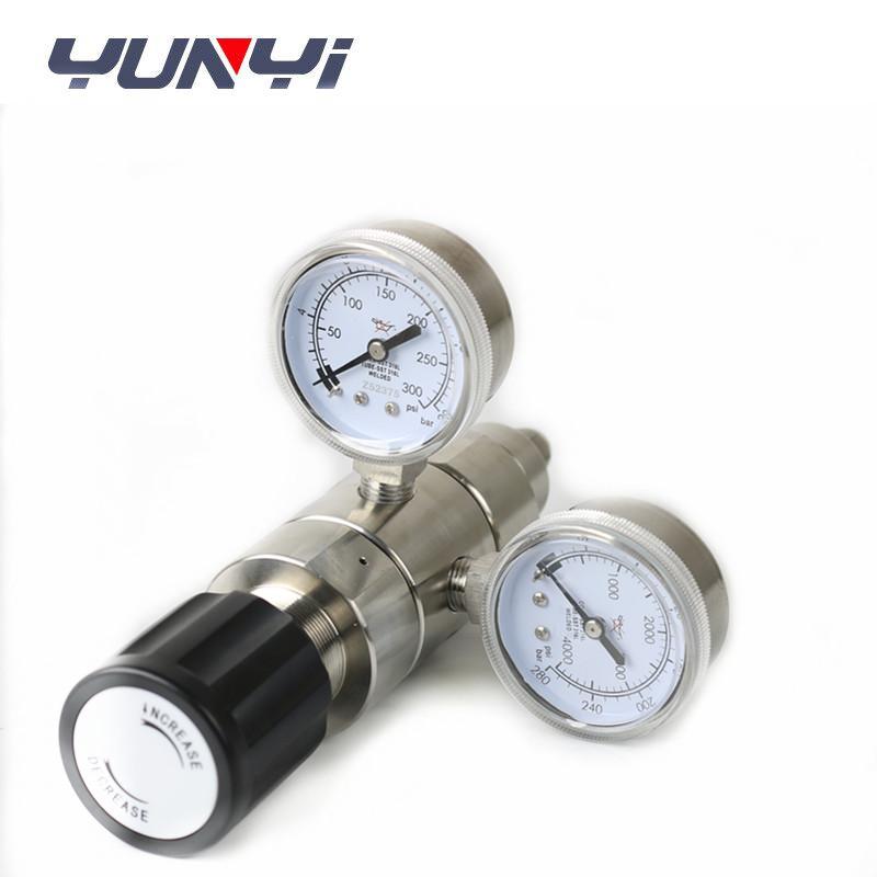 natural gas air pressure regulator