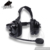 Two way radio noise cancelling headset with metal microphone arm