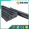 3 inch pipe insulation/black pipe foamed/closed cell black pipe