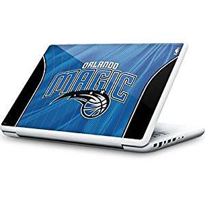NBA Orlando Magic MacBook 13-inch Skin - Orlando Magic Jersey Vinyl Decal Skin For Your MacBook 13-inch