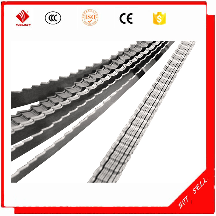 Power Tool Bandsaw Blades with High Efficiency