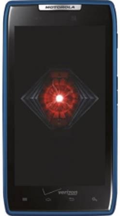 Motorola DROID RAZR, Blue 16GB (Verizon Wireless)