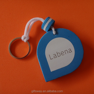 Hot selling on alibaba new eva foam lego keychain