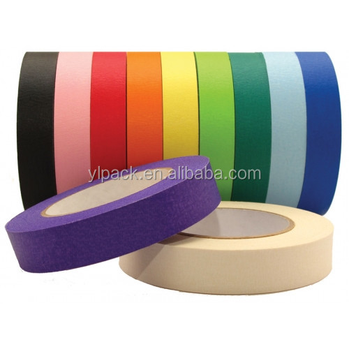 20 Years Manufacturer Custom Double Heat Resistant Masking Tape