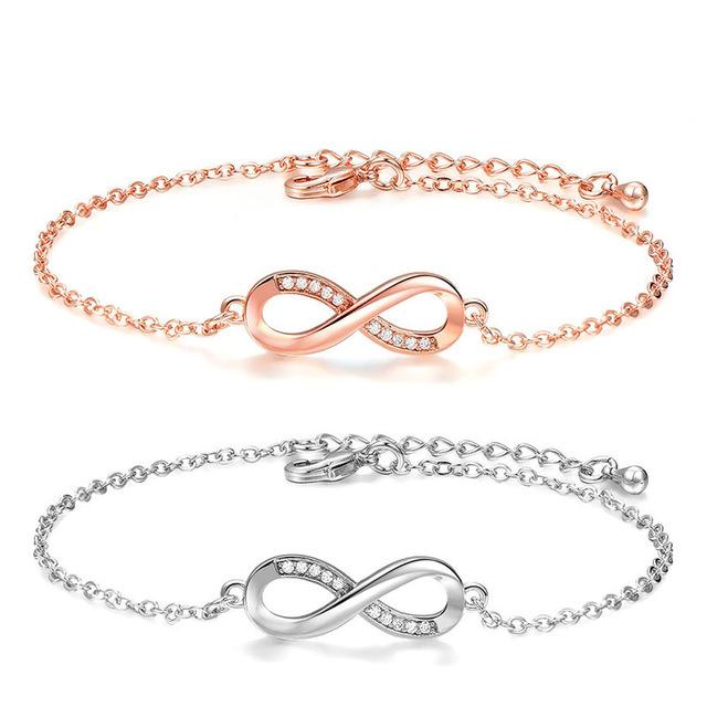 nuovo prodotto 06914 2689e bracciali amicizia argento all'ingrosso-Acquista online i ...