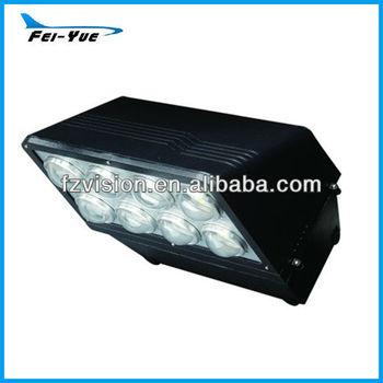 Exterior Wall Mounted 80w Led Wall Pack Buy Cree Led