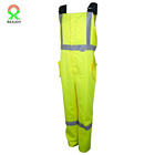 Custom Canada design mens work safety coverall pants
