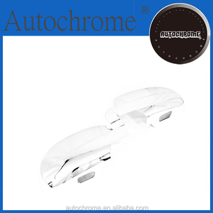 Factory price car auto exterior car accessory chrome side mirror cover - for GMC Sierra / Yukon 07-09