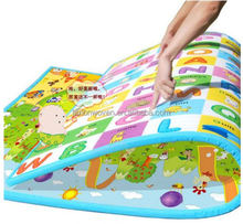 Best-Today Non-toxic Baby cushioned fisher price toys waterproof baby play mat with sides