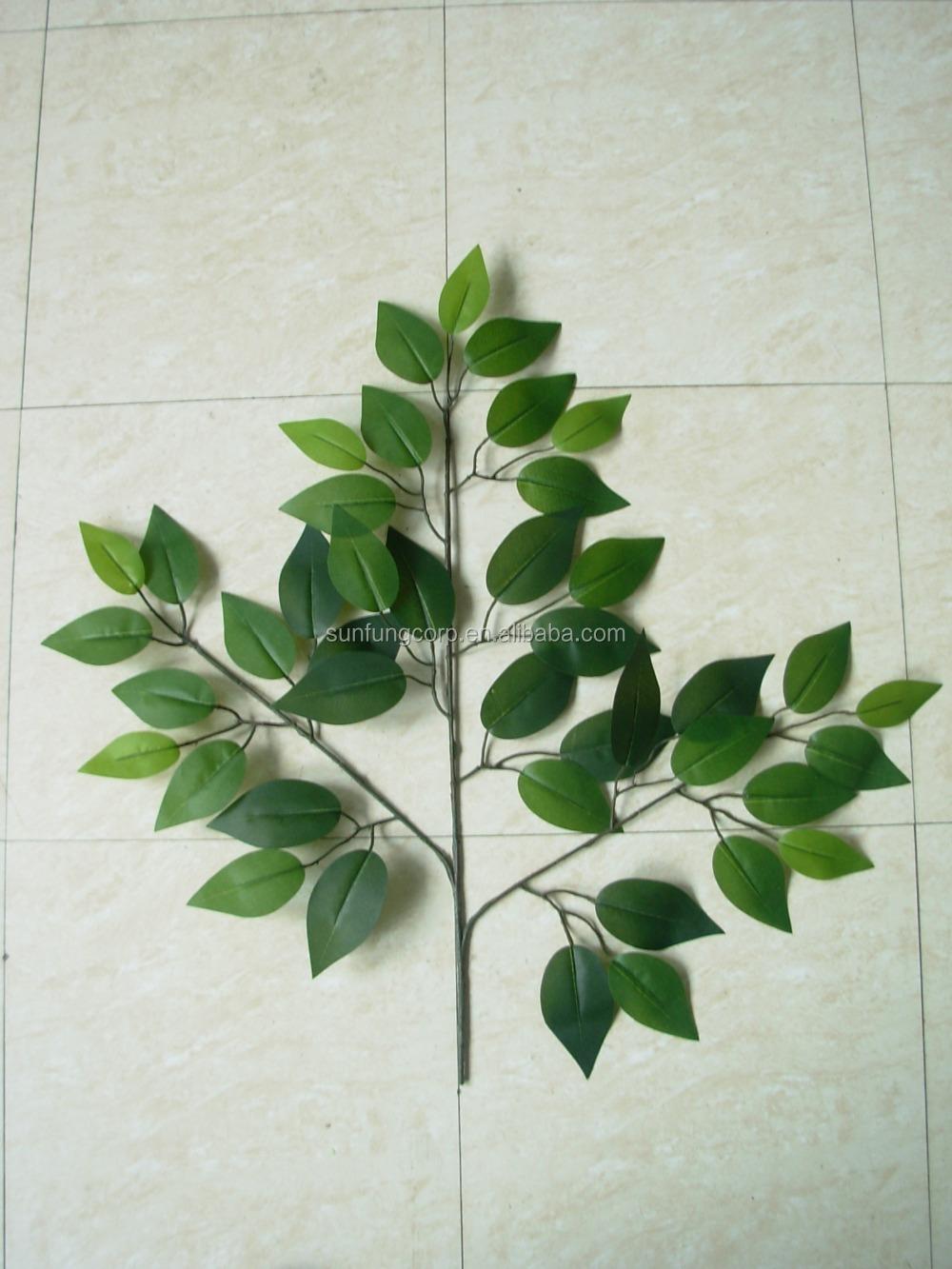 Sun Fung Quality Bamboo Spray Decorative Ficus Artificial