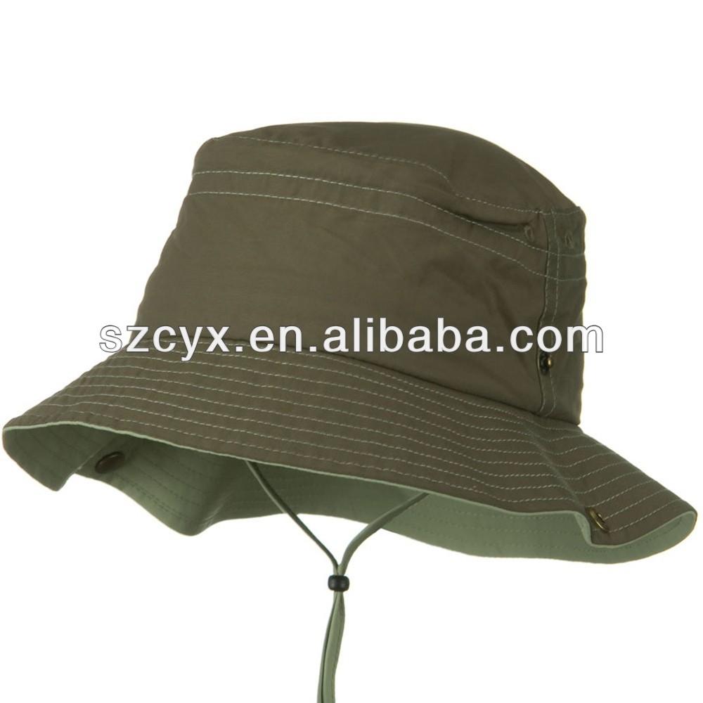 wholesale plain sun fishing bucket hat pattern free 2a5e9c258c0