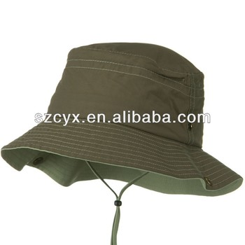 wholesale plain sun fishing bucket hat pattern free 8ec5dd8cbd77