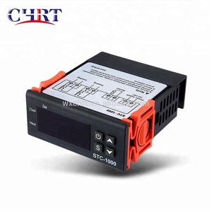 High Quality Digital STC-1000 All-Purpose Humidity Temperature Controller Thermostat With Sensor