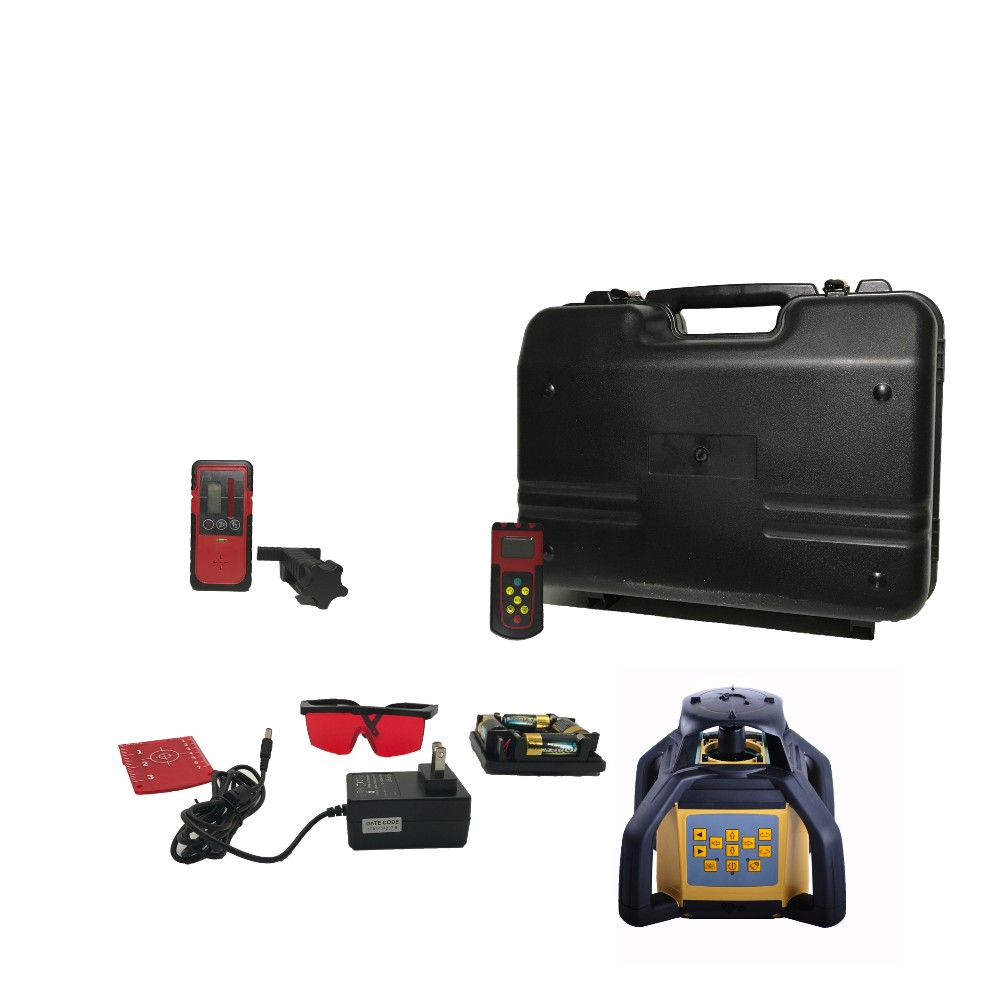 RT40 High quality Self-leveling Red Beam Rotary Laser Level