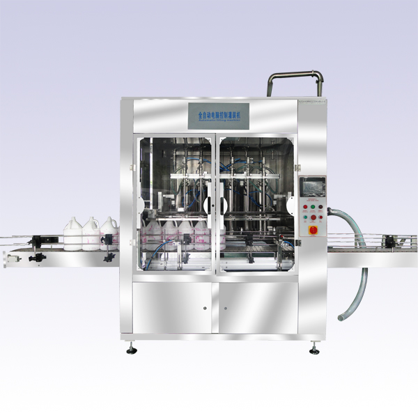Fully automatic bottle filling machine with low price