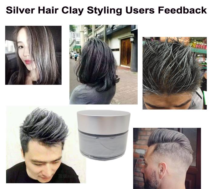 60pcs/carton wholesale hair color clay, View Professional hair clay ...