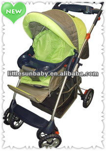 Fisher Price Comfy Baby Stroller 2109 With Seat Base Factory Price