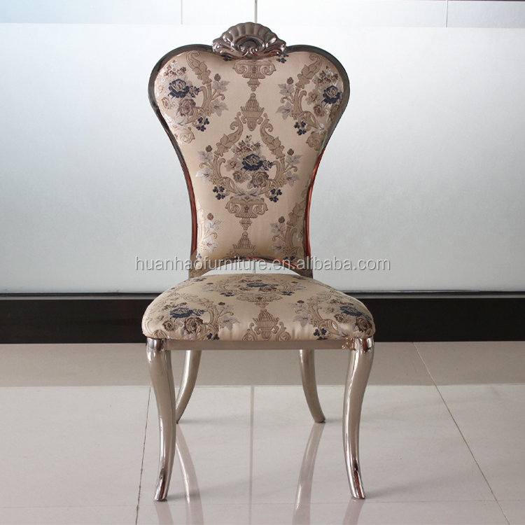Hot sale living room furniture king royal dining throne chairs Y895