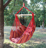 swing chair with cushions