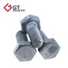 Carbon Steel Fin Thread 1-3/8 Grade 10.9 Hexagonal Bolt