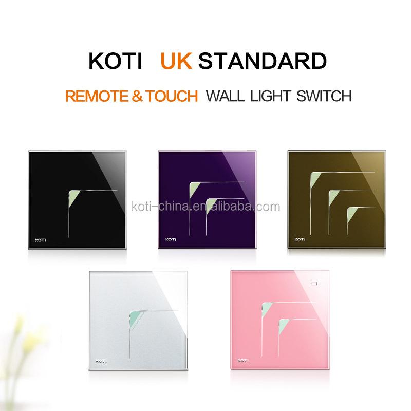 Koti Home Automation Novelty Similar Livolo Touch Switch