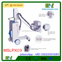 MSLPX09-4 Medical equipment 25-50mA X-ray Machine for Hospital/Lab