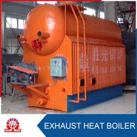 Coal Fired Combustion Turbine Waste Heat Boilers
