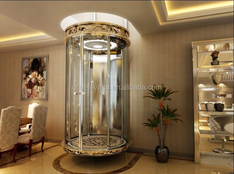 ORIA Villa ElevatorV00225 Persons Home Elevator lift