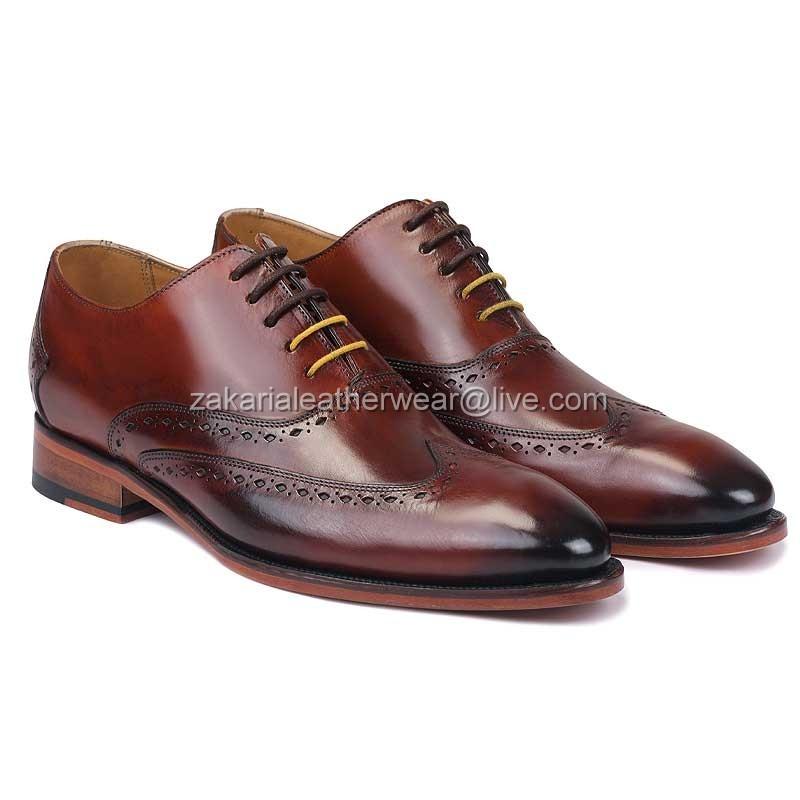 Shoes Men Stylish Dress Oxfords Leather WTHXxqUP