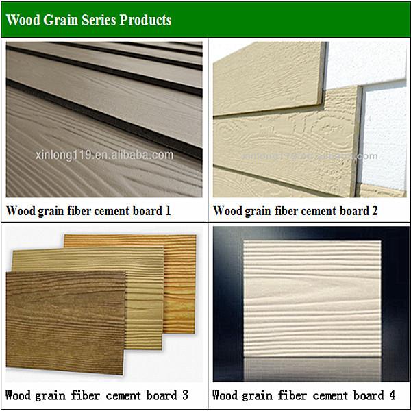 Non Asbestos Shera Fiber Cement Board Fiber Cement Siding