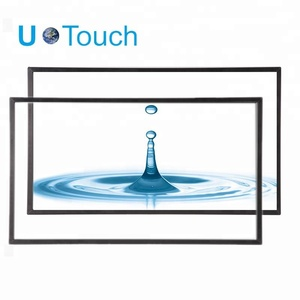 "[15-500""]65 inch flexible multi touch overlay touch screen / infrared touch screen frame for tv / touch screen conversion frame"