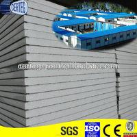Modular House PVC Zinc Coated Steel EPS Insulated Interior Wall Panel