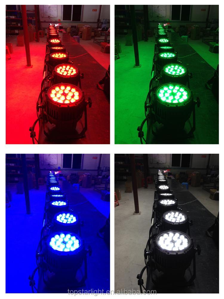 Stage Lighting Led Waterproof Par Light For Sale Ktv Light 18x10w ...