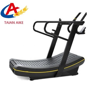 Hot sale 2019 new curl treadmill self generating /exercise running machine
